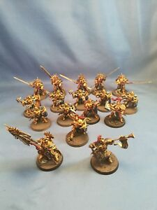 Warhammer-Age-of-Sigmar-Stormcast-Eternal-Close-Combat-Army-well-painted