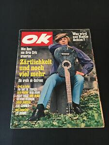 OK nº 45/1966 BARDOT PAVONE Mary Roos été Richard Kimble zodiacs Beatniks
