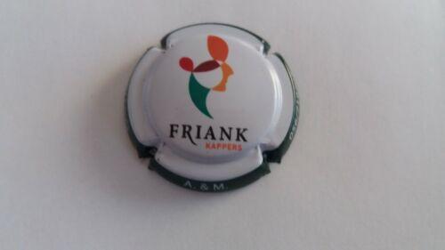 champagne capsule Dehu Louis FRIANK op 360 expl Belgische uitgave Nieuw !!