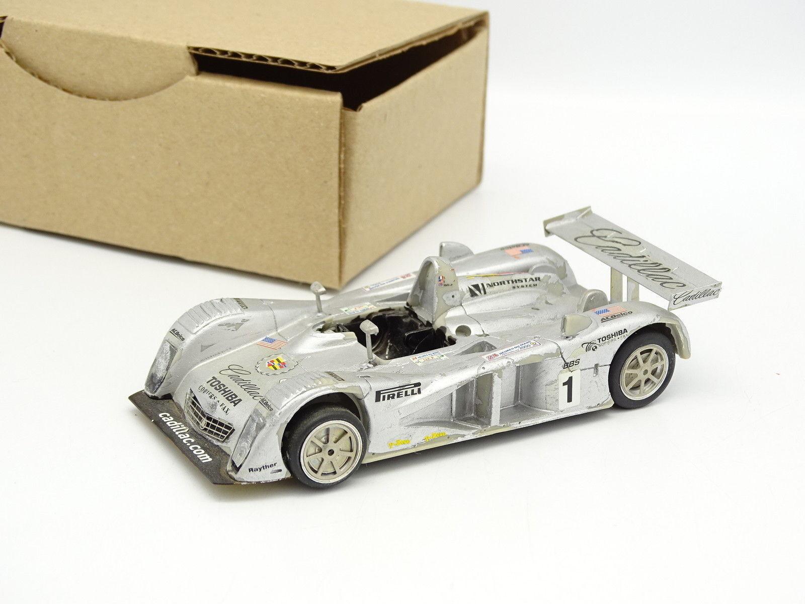 BBR Kit Monté SB 1 43 - Cadillac Northstar LMP N°1 Le Mans 2000
