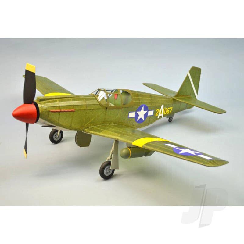 Dumas A36A Apache (337) Balsa Aircraft Kit