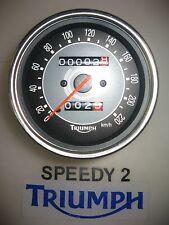 TRIUMPH BONNEVILLE CARBS CLOCK PN T2501283 KM/H