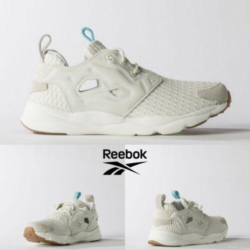 Reebok 100authentique chambre Blanc de Chaussures Furylite 5 12 5 Beige Bd1974 hdtsCQrx