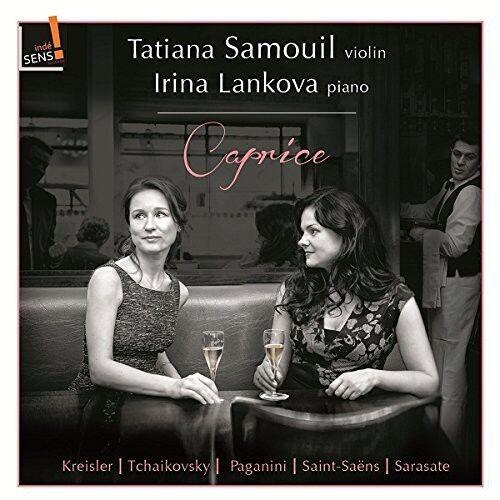 Kreisler / Bizet / Saint-Saens / Samouil / Lankova - Caprice [New CD]