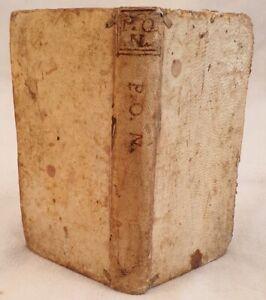 PUBLIO-OVIDIO-NASONE-FASTORUM-DE-TRISTIBUS-DE-PONTO-1687-1692-PARMA-TRISTA