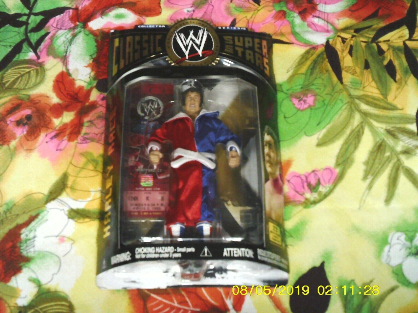 WWE Classic súperEstrellas Series 10 Harley Race