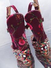 NEU 2017 HOHE Luxus Damen Sandalen Pumps Schuhe P29 Sky High Heels Keilabsatz 39