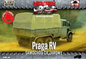 PRAGA-RV-6x4-camion-militaire-lourd-armee-polonaise-mkgs-1939-amp-livret-1-72-F2F