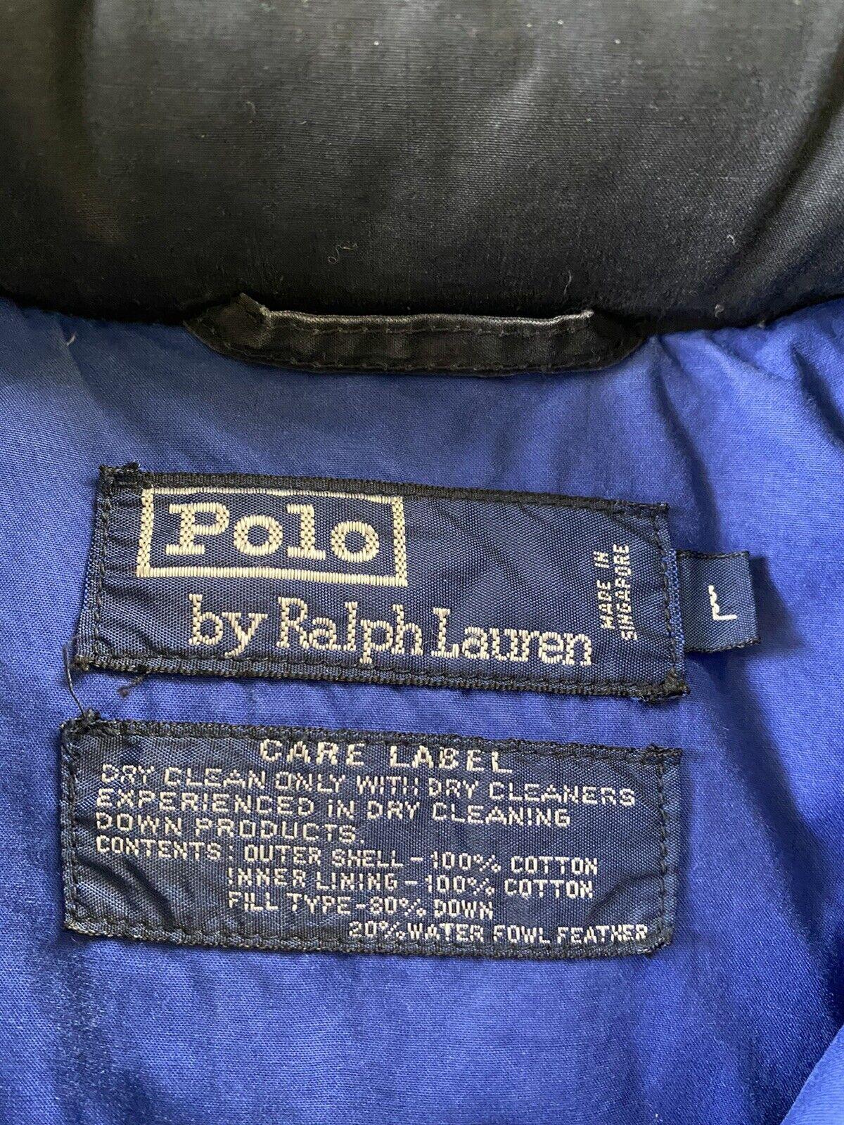 VTG 80s 90s Polo Ralph Lauren Suicide Skier Puffe… - image 10