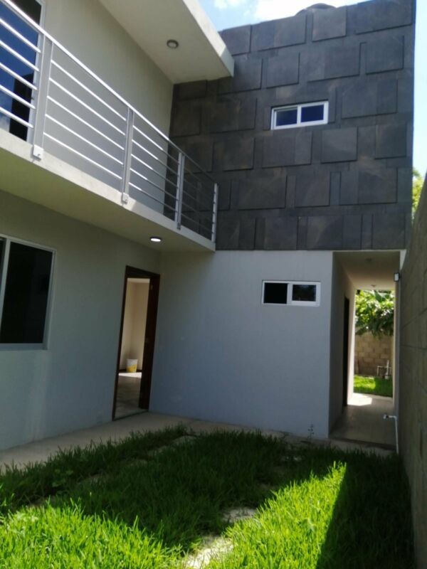 En venta bonita casa 3 recamaras Tuxtepec Oaxaca