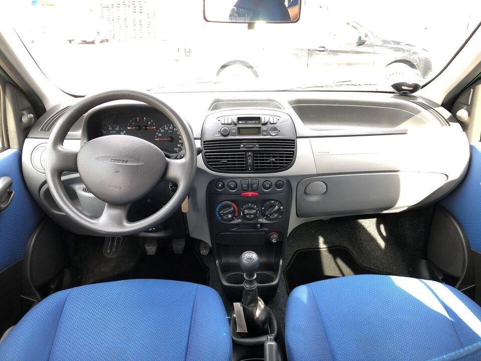 Fiat Punto, 1,2, Benzin