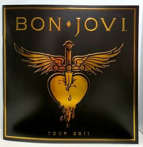 BON-JOVI-The-Circle-Concert-Tour-Program-Book-2011-Awesome-Live-Moments-Inside