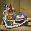 Christmas-Winter-Village-Scene-Ornaments-Musical-LED-Moving-Xmas-Decoration thumbnail 6
