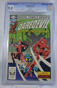 Daredevil-174-CGC-9-8-Classic-Frank-Miller-Elektra
