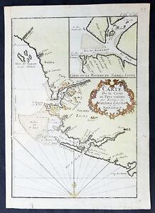 1757-Bellin-Antique-Map-of-Sierra-Leone-amp-Sherbro-Rivers-of-Sierra-Leone-Africa
