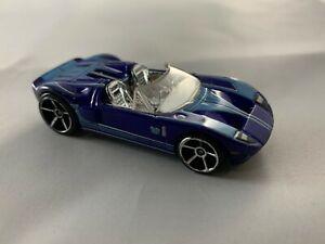 HOT-Wheels-FORD-GTX-1-da-Collezione-Diecast-scala-1-64