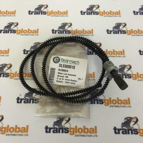 Land Rover Defender Windscreen Wiper Drive Cable /'02 on Bearmach DLE000010