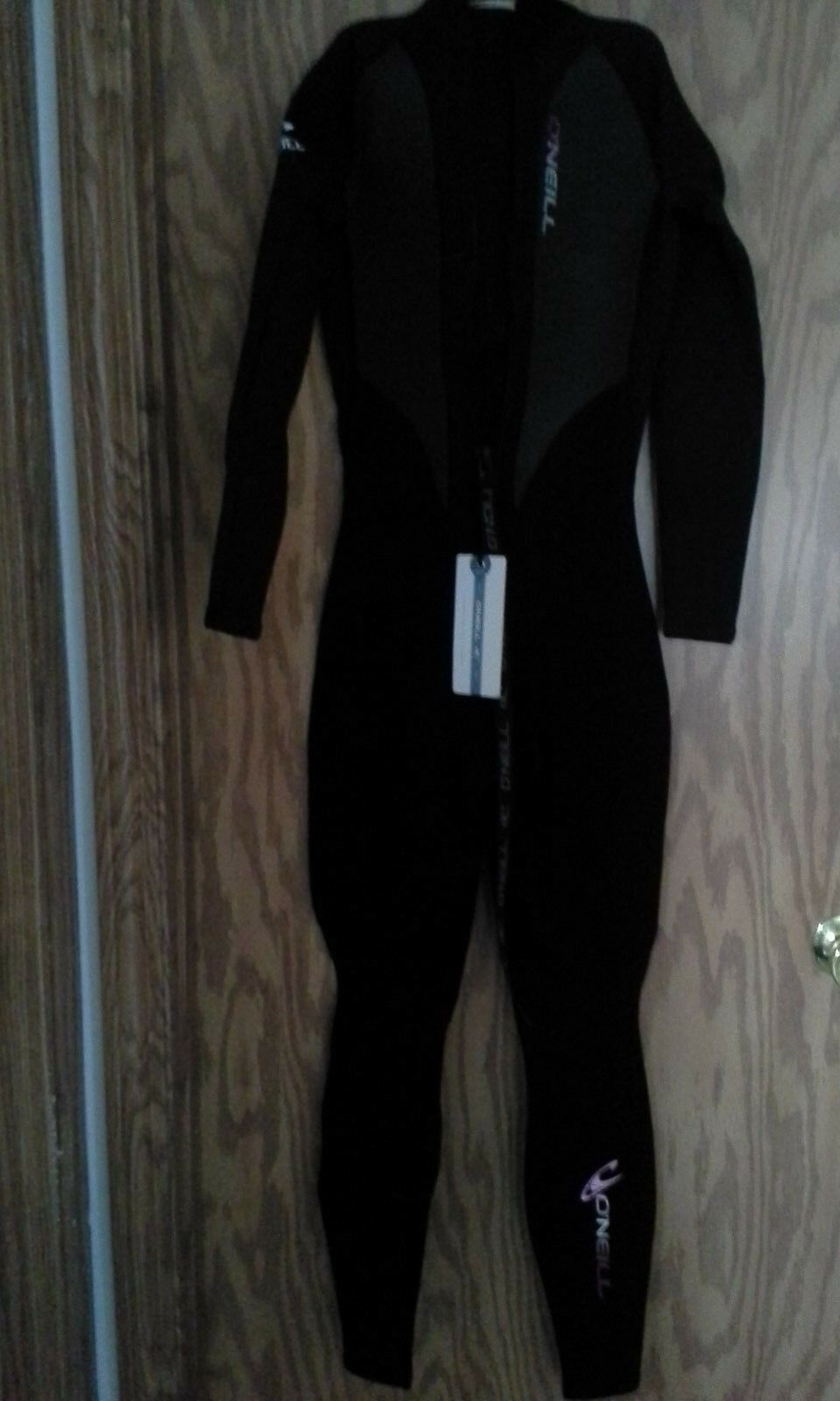 Women's O'Neill REACTOR 3 Full Wetsuit  FREE SHIPPING