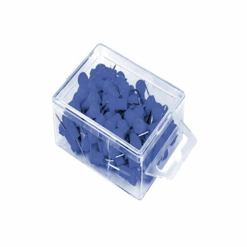 Metal blocking pins with plastic head for wooden hat mould blocks HB090