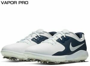 comfortable feel top-rated newest great variety styles Details about NIKE VAPOR PRO GOLF SHOES WIDE WHITE NAVY MENS SIZE 13 WIDE  NEW AQ2196-100