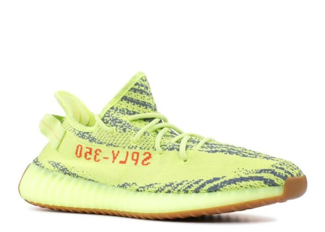 d569c3202 adidas Yeezy Boost 350 V2 Semi Frozen Yellow US 10 EUR 44 DS B37572 ...