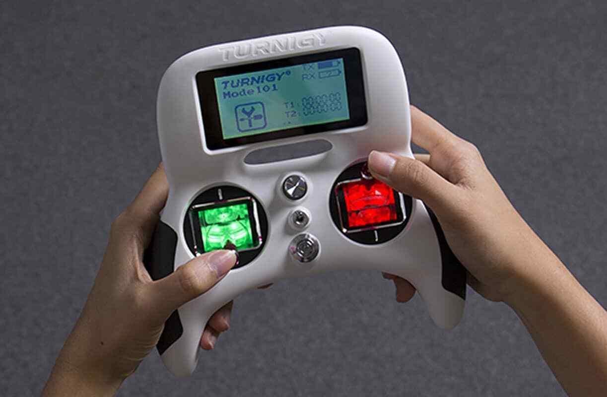 Flysky Evolution digital afhds 2a mando a distancia con tgy-ia6c receptor