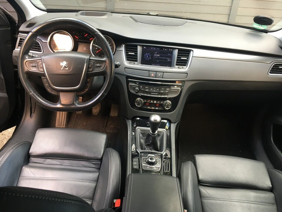 Peugeot 508, 2,0 HDi 140 Allure, Diesel