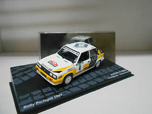 RENAULT-11-TURBO-RALLY-PORTUGAL-1987-RAGNOTTI-EAGLEMOSS-IXO-1-43