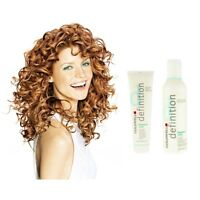 2 Goldwell Definition Permed & Curly Hair Shampoo & Treatment Combo Pack