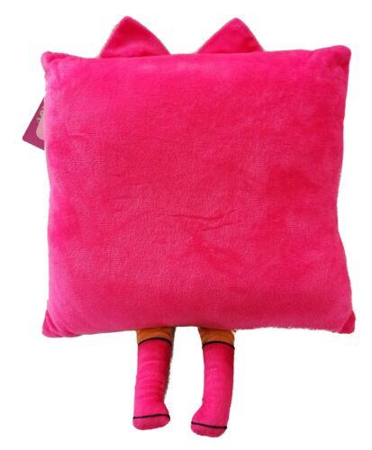 LOL Surprise Cuscino con Bambola Applicazione Ricamata 30x30cm 4 Modelli