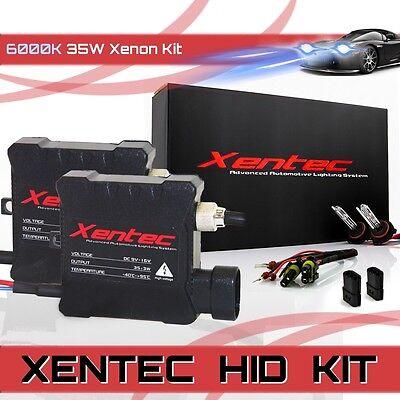 AUTOVIZION Xenon HID Kit Conversion for Headlight Low beam Fog H4 H7 H11 9006