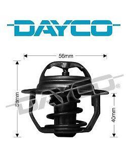 DAYCO Thermostat for SUBARU IMPREZA INC WRX /& STI EJ20 EJ25 SOHC DOHC DT49E
