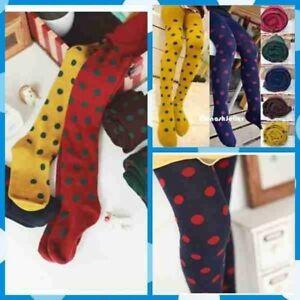 Elegant-Dots-Winter-Warm-Cotton-Children-Girl-kids-Thick-Leggings-BG0104