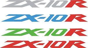 Kawasaki ZX6 ZX6R ZX636 ZX7R ZX9R ZX10 ZX10R ZX12R Ninja Monster stickers decals