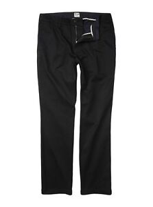 Quiksilver-Men-s-Class-Act-Chino-Pant-Casual-Sport-Pants-Black-Size-32W-x-32L