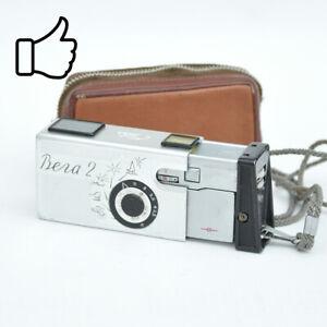 KIEV-VEGA-2-OVP-KAMERA-CAMERA-mini-Film-Objektiv-Mini-Kamera-Minikamera-INDUSTAR
