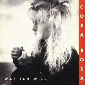 Cosa-Rosa-Was-Ich-Will-7-034-Single-Vinyl-Schallplatte-6995