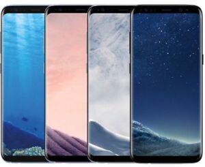 Samsung Galaxy S8+ Plus G955U 64GB Unlocked GSM AT&T T-Mobile Verizon w/ Defects