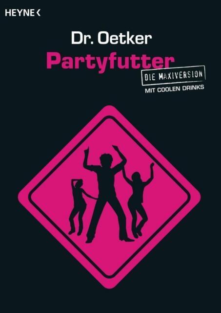 Dr. Oetker - Partyfutter - Die Maxiversion mit coolen Drinks /4