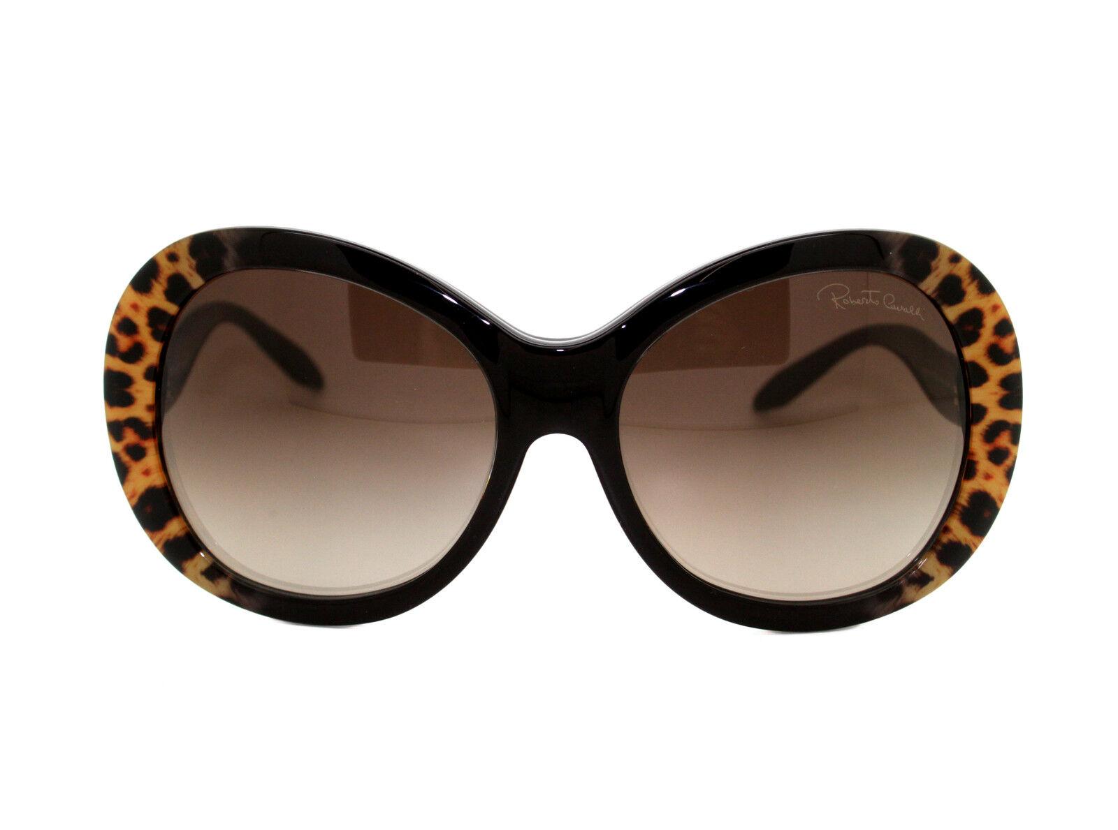 Hot Roberto Cavalli Womens Sunglasses Celebrity Oversize Frames Italy RC734S 05G