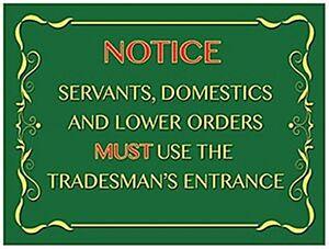 Notice-Tradesman-039-s-Entrance-funny-fridge-magnet-og