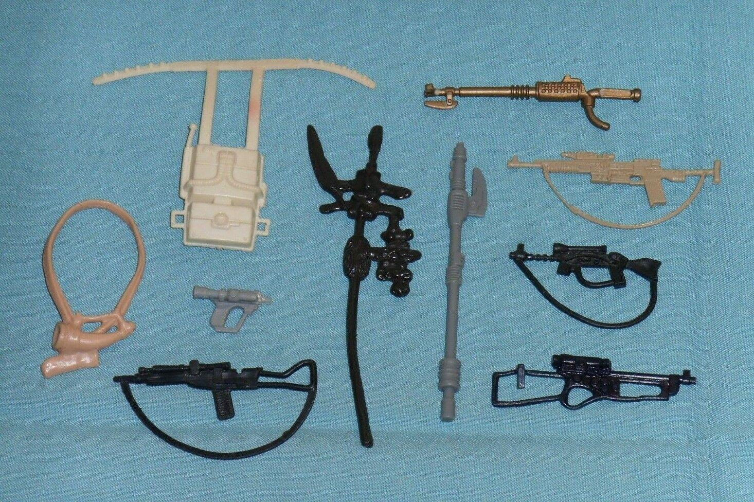 De colección Guerra de las galaxias accesorios de piezas de armas Lote  20