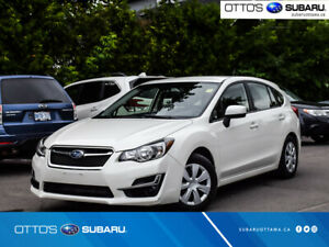 2016 Subaru Impreza 5dr HB CVT 2.0i