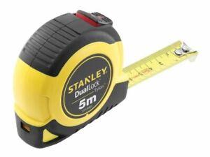 Stanley Tools - Ruban De Poche Duallock ™ Tylon ™ De 5 M (largeur De 19 Mm) Xwfaevwx-07163550-711850935