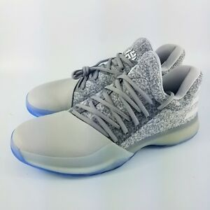 8244a9881e0a adidas Harden Vol. 1 Grayvy Edition Basketball Shoes - Grey - CG5389 ...