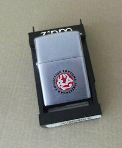 Mechero-Zippo-B-XV-Fortuna-Urban-Lighter-promo-cigarrillos-petrol-Briquet