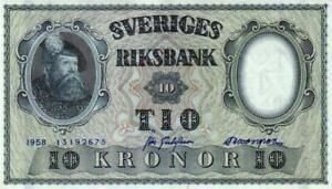 05-Sweden-Schweden-P43f-10-Kronor-1958
