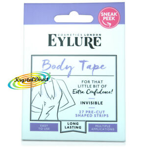 Fashion Clothing TOP SELLER! Adhesive Strips To Hold Clothes Eylure BODY TAPE