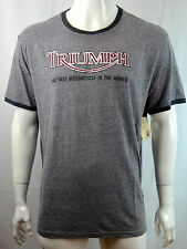 Lucky Brand By Triumph Limited Edition T shirt Men's L Motorcycle tee NEW NWT