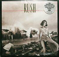 Rush Permanent Waves 200g Remastered Mercury Records Sealed Vinyl Lp